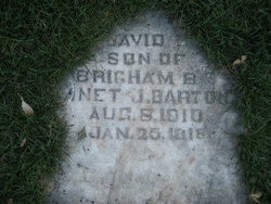 David Birchall Barton