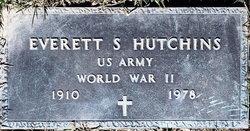 Everett S Hutchins
