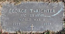 George T Righter