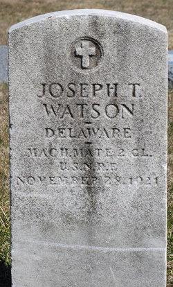 Joseph Thomas Watson