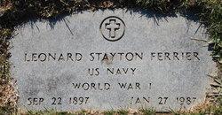 Leonard Stayton Ferrier
