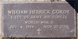 William Herrick Gordy