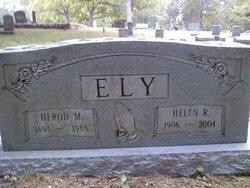 Rev Herod Matthew Ely