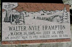 Walter Nyle Frampton