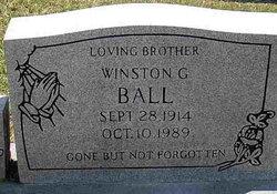 Winston Glenn Ball
