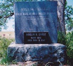 """William """"Wilhelm"""" Ernst"""