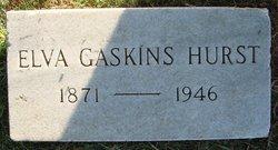 Elva Gaskins Hurst