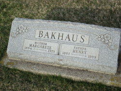 Henry Bakhaus