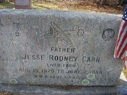 Jesse Rodney Carr