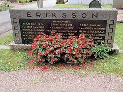 """Amanda Gustafva """"Mandi"""" <I>Gustafsson</I> Eriksson"""