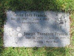 Grace Inez <I>Heater</I> Francis
