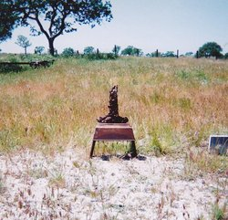 Unmarked Grave Unknown