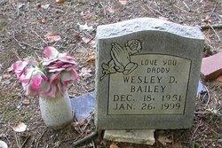 Wesley D Bailey