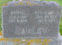 Abigal <I>Miller</I> Hawley