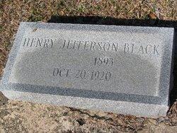 Henry Jefferson Black