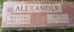 Ormy Irene <I>Odell</I> Alexander