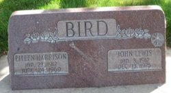 John Lewis Bird