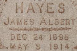 James Albert Hayes