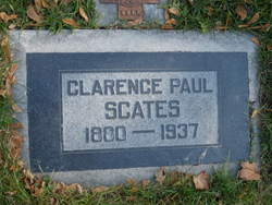 Clarence Paul Scates