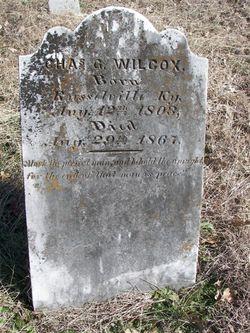 Charles G Wilcox