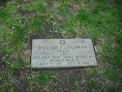 William Thomas Cochran