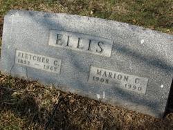 Marion <I>Carl</I> Ellis