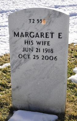 Margaret Ellen <I>O'Connor</I> Allspach