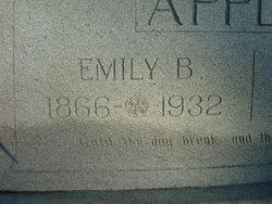 Emily B <I>Soloman</I> Appling