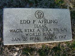 Edd P. Appling