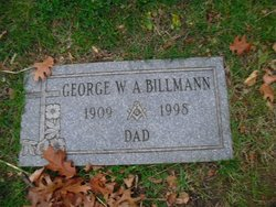 George W. Billmann