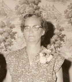 Mabel Florence <I>Gadberry</I> Gatrel