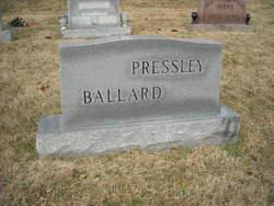 Carrie L <I>Davis</I> Pressley