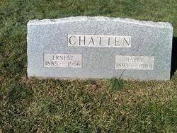 Hazel <I>Piggott</I> Chatten