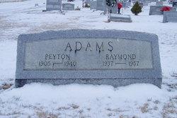 Peyton Adams