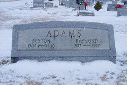Raymond Adams