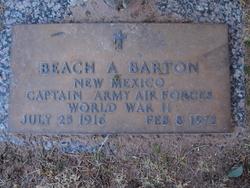 Beach A Barton