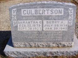 Berry Alexander Culbertson