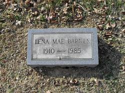 Lena Mae Barnes