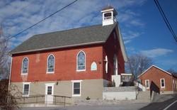 Ijamsville United Methodist Church Cemetery