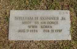 William H Skinner, Jr