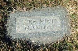 Mary Edna <I>Beverley</I> Noah