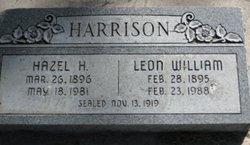 Leon William Harrison