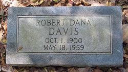 Robert Dana Davis