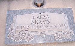 James Arza Adams