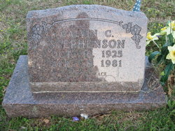 Calvin Coolidge Stephenson