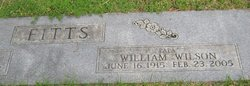 "William Wilson ""Papa"" Fitts"