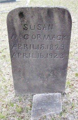 Susan A. <I>Turner</I> McCormack