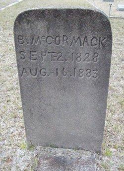 Benjamin McCormack