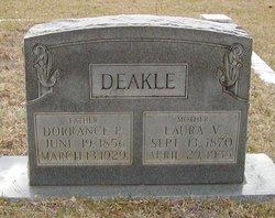 Laura Virginia <I>Batteaste</I> Deakle