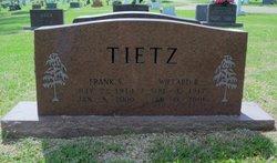 Frank Sidney Tietz